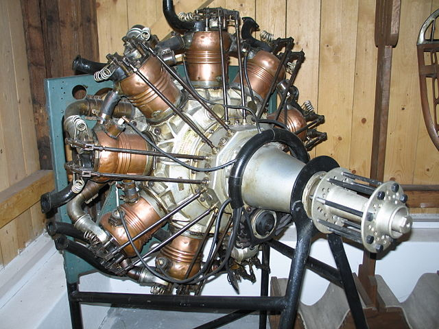 radial-aircraft-engine