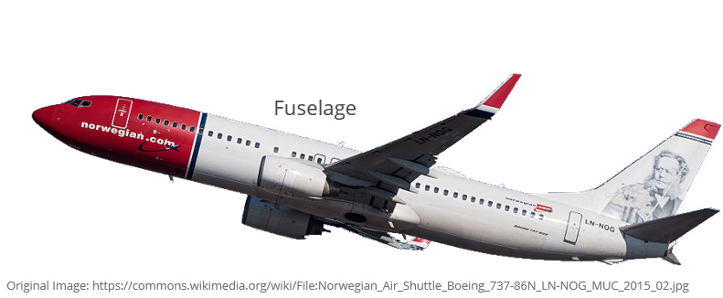 Fuselage Structural Design and Layout